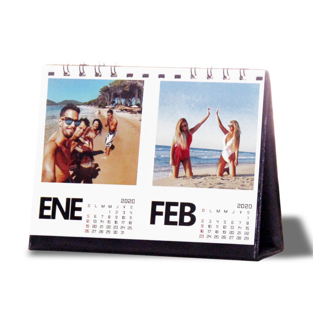 Calendario de mesa