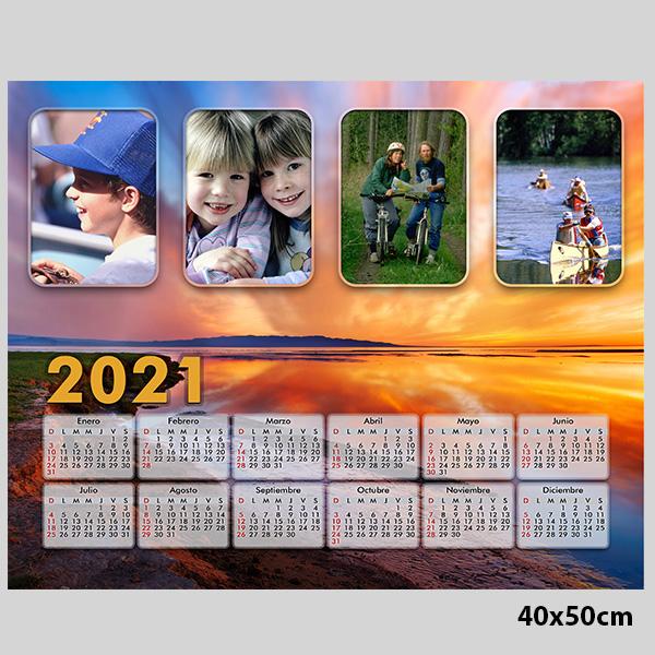 Foto Calendario 40×50